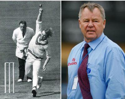 Gloucestershire legend Mike Procter