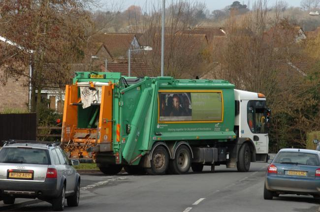 Waste collections will be affected due to the Air Tattoo