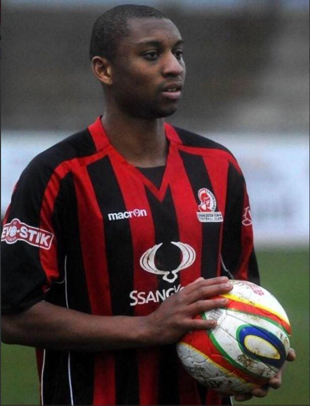 Shayne Ansom. Picture: Cirencester Town
