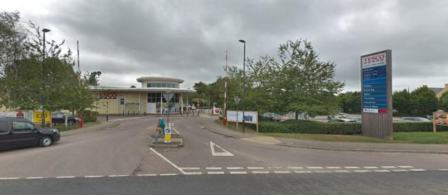 Tesco in Tetbury. Picture - Google Street View