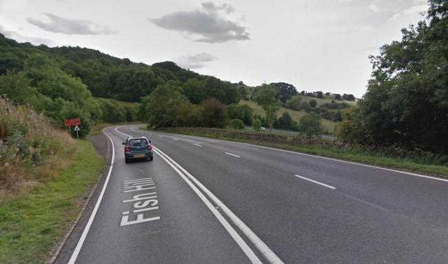 The A44. Credit: Google Street View.