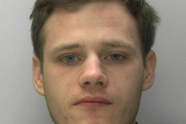 Anthony Smith. Picture - Gloucestershire police