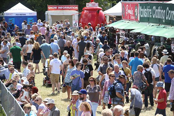 The Cotswold Show returns this weekend