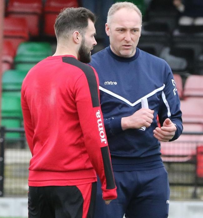 Cirencester boss to make decision on trialists after Fairford game