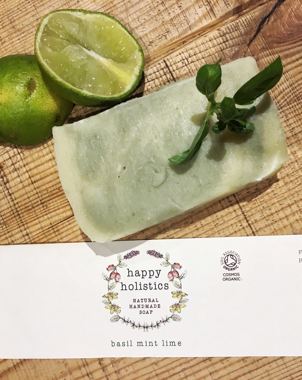 Beginners' Soap Making Workshop