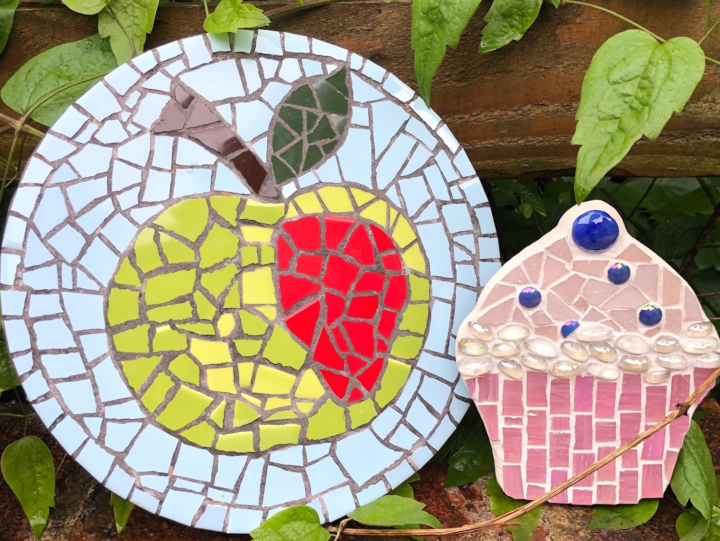 One Day Mosaic Workshop