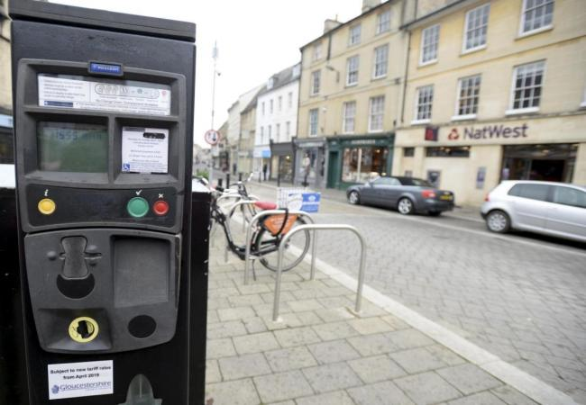 Parking charges in council-owned car parks across the Cotswolds will increase by 30 percent