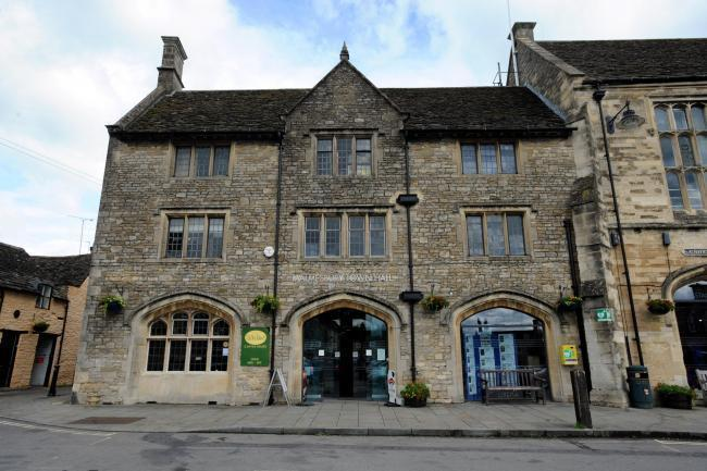 There is a vacancy on Malmesbury Town Council