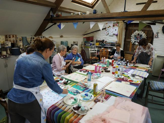 Lechlade Craft Barn Workshop at Lechlade Craft Barn