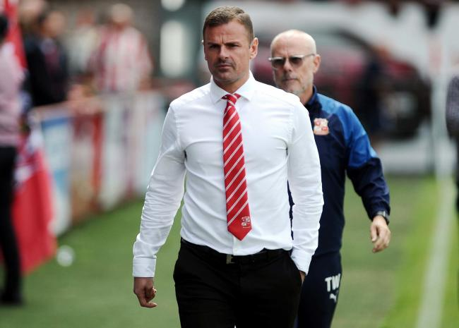 Exeter v STFC         Pic Dave Evans        17/08/2019
