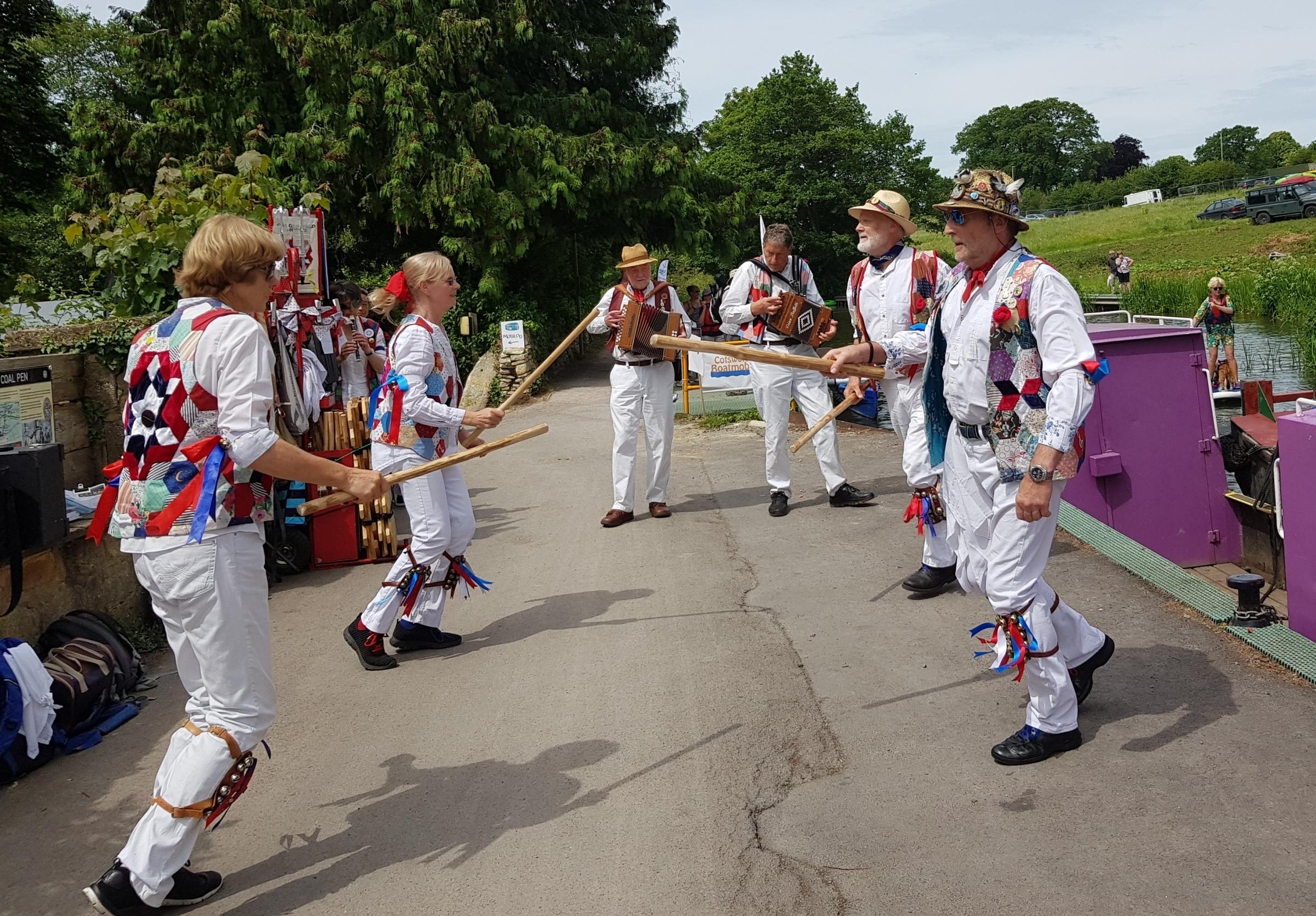Morris Dancing Taster Session