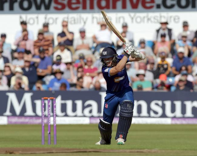 Gloucestershire's Michael Klinger during the Royal London One Day Cup semi final at Headingley Carnegie Cricket Ground, Leeds