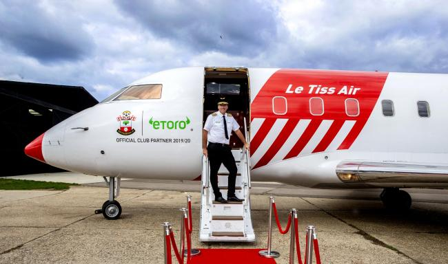 Le Tissier is helping launch Le Tiss Air to reward loyal fans