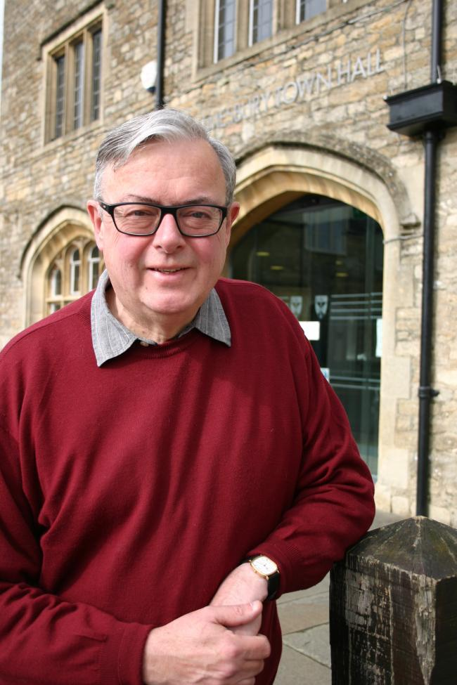 Councillor Gavin Grant welcomed the news that the plans for Malmesbury had been scrapped