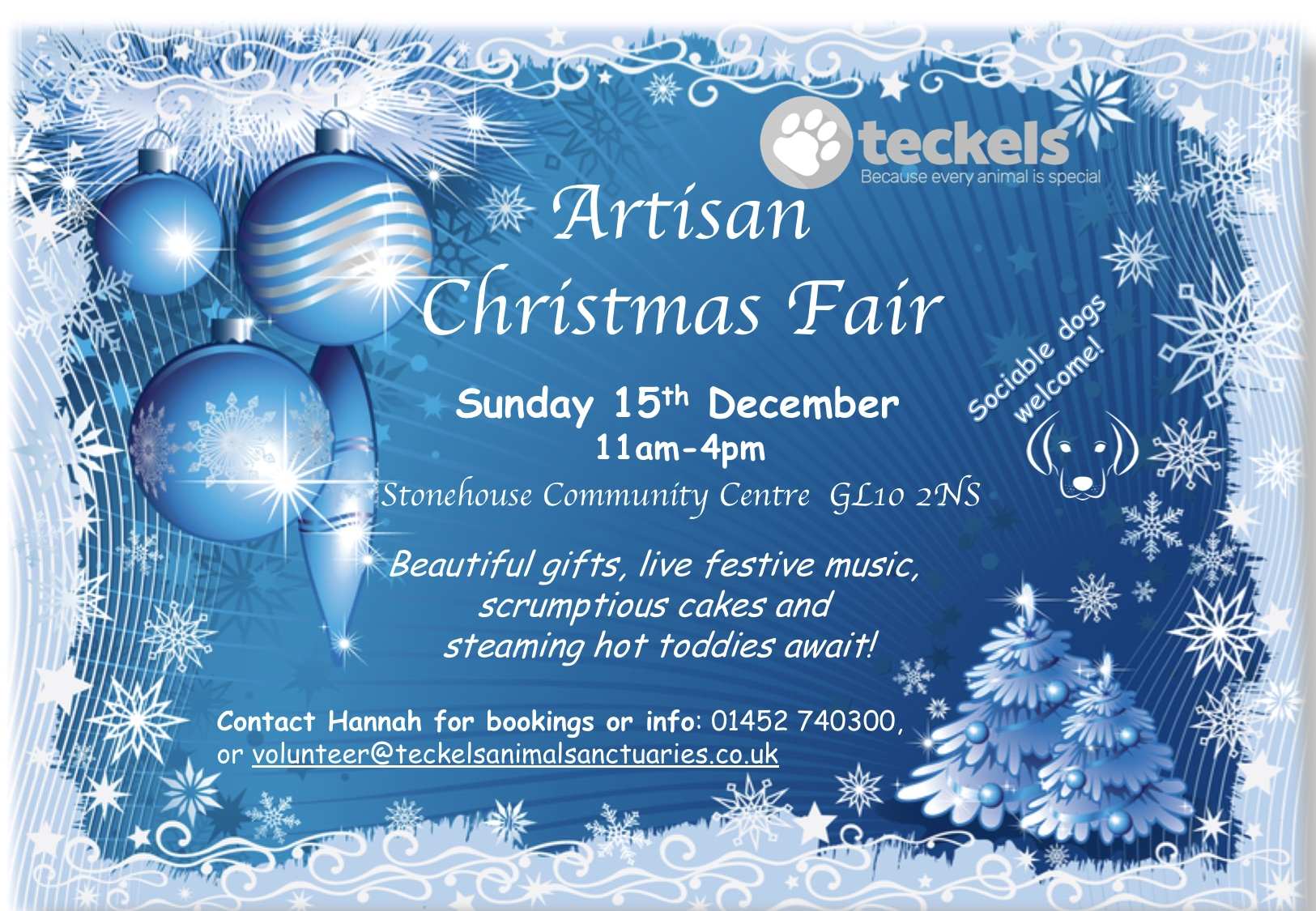 Artisan Christmas Fair