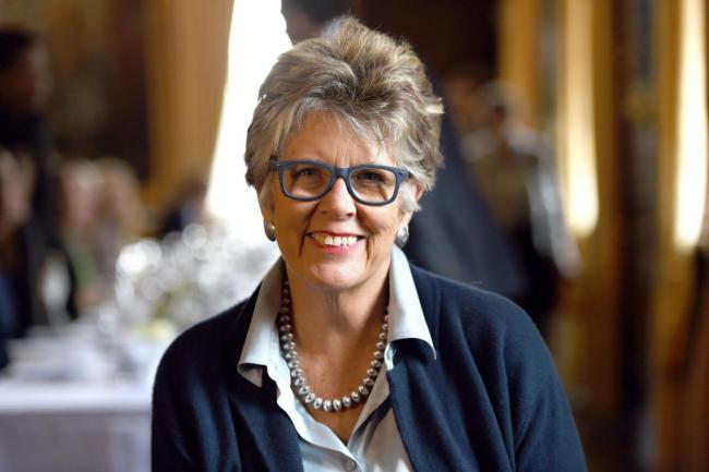 Great British Bake Off judge Prue Leith CBE will open the new community shop and café.