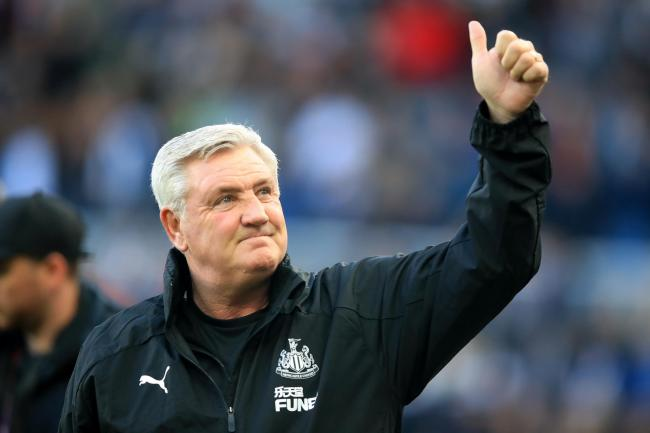 Newcastle head coach Steve Bruce is looking for back-to-back Premier League wins for the first time in his reign