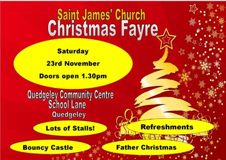 Saint James' Christmas Fayre