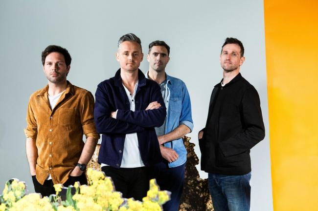 Keane were set to perform at Westonbirt Arboretum. Picture by Jon Stone