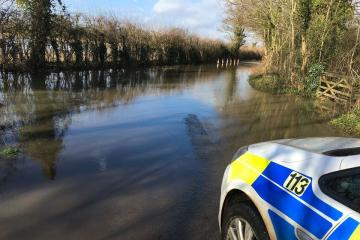 ?type=app&htype=0 - Storm Dennis: Photos show extent of flooding in Malmesbury