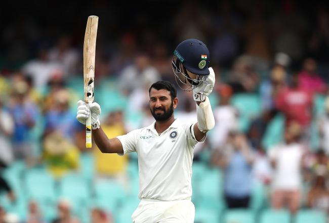 Cheteshwar Pujara signs for Gloucestershire