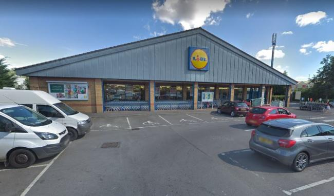 Lidl in Cirencester. Picture - Google Street View