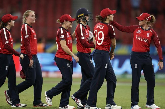 England West Indies Cricket Womens T20 World Cup