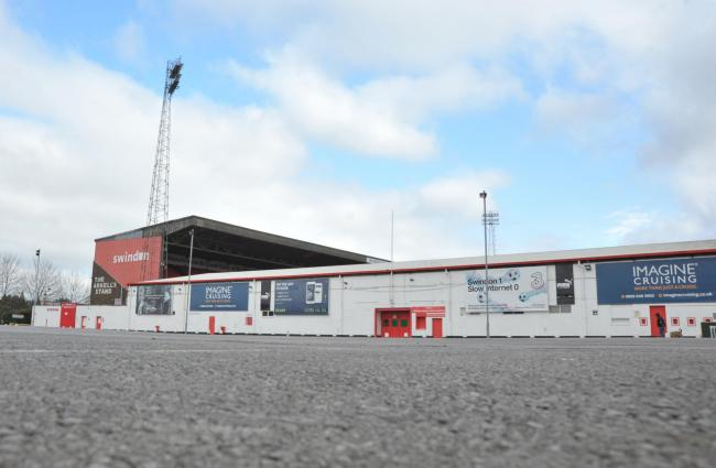 CORONAVIRUS: Swindon Town not asking players to take a pay cut (but it is furloughing staff)