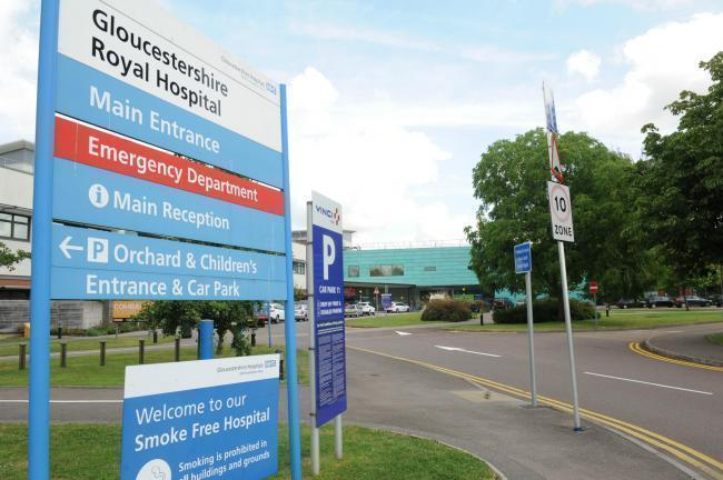 Covid-19: Fall in hospital numbers in Gloucestershire