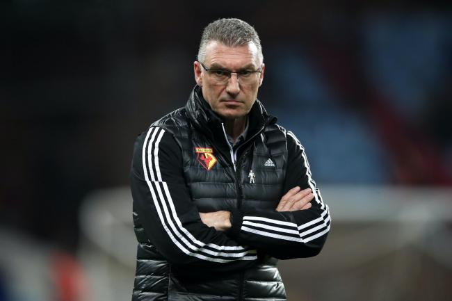 Nigel Pearson has revealed two more Watford players are in isolation