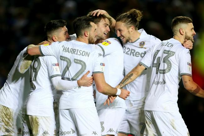 Leeds and other Championship clubs will be able to return to small group training from Monday