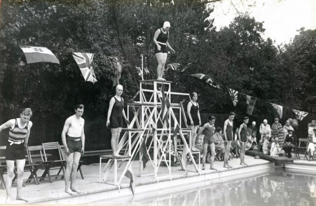 Deliving into the history of Cirencester Open Air Swimming Pool