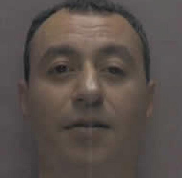 Wilts and Gloucestershire Standard: Most wanted: Mehmet Salih. Picture: NCA