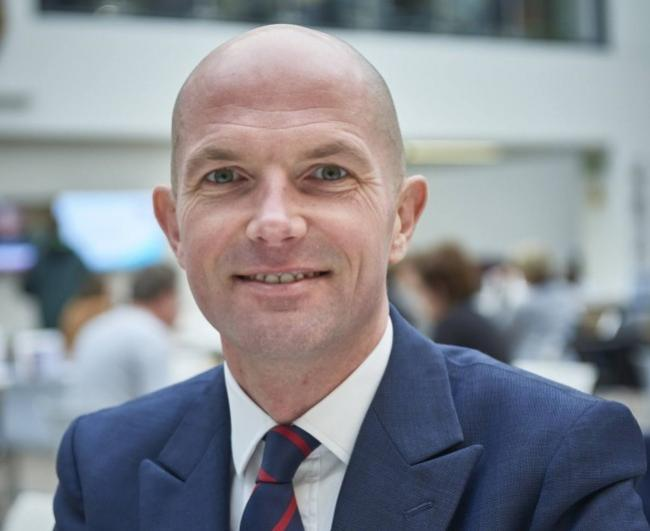 New Wiltshire Council chief executive officer, Terence Herbert