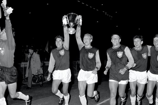 A statue at the London Stadium will commemorate West Ham's Cup Winners Cup success in 1965