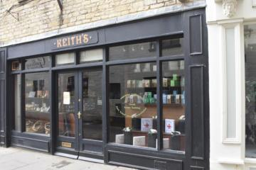 , Keith's Coffee House in Cirencester on market for just over £1/2m