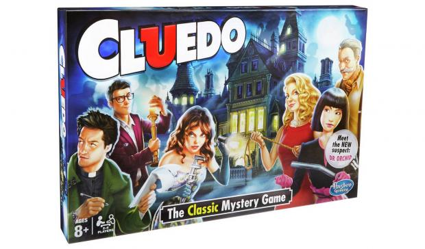 Wilts and Gloucestershire Standard: Cluedo board game. Picture: Hasbro Gaming
