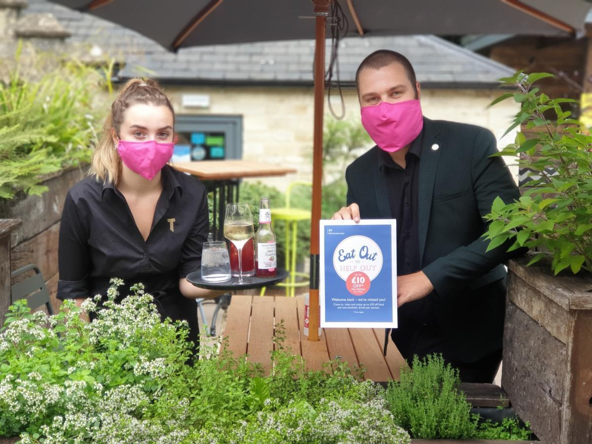 11653450 - LISTED: Cirencester restaurants using the Eat Out to Help Out scheme