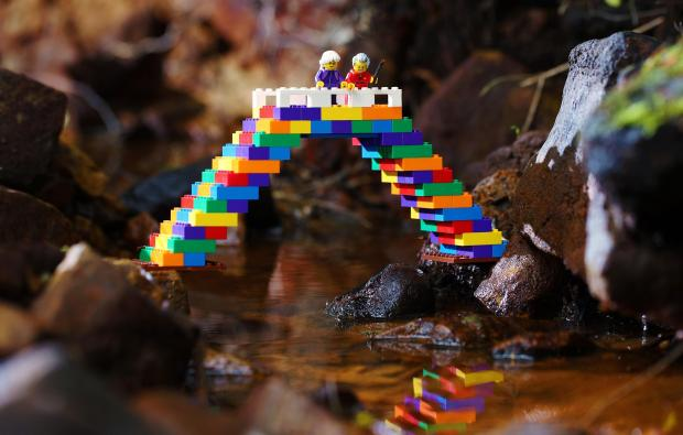 Wilts and Gloucestershire Standard: Picture: Lego Facebook Page