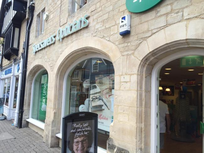 Specsavers on Cricklade Street, Cirencester