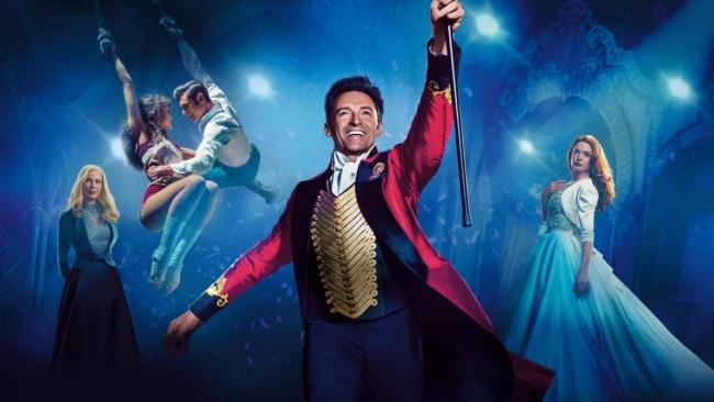 The Greatest Showman is one of three films to feature
