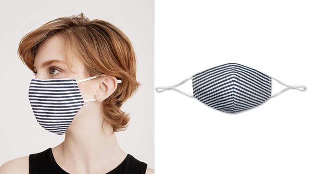 Wilts and Gloucestershire Standard: A face mask for the fashion conscious. Credit: Amazon / Paise
