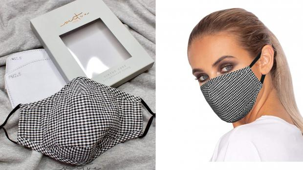 Wilts and Gloucestershire Standard: This mask is thick and comfortable. Credit: Amazon / Virtue Code