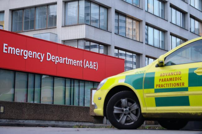 NHS 111 booking service