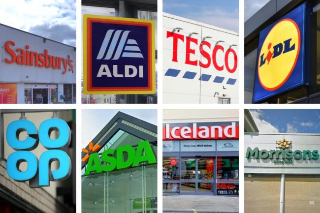 Lidl, Tesco, Aldi, Asda, Co-op, Sainsbury's, Morrisons and Waitrose urgently recall items. Picture: Newsquest