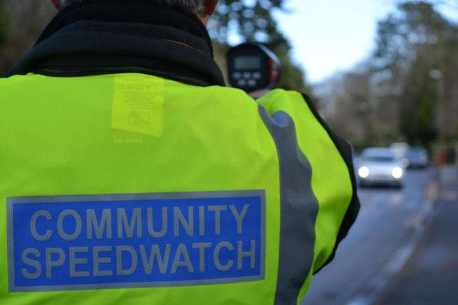Community speed group launches in Fairford following safety concerns