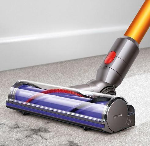 Dyson V8 hoover. Picture - Dyson