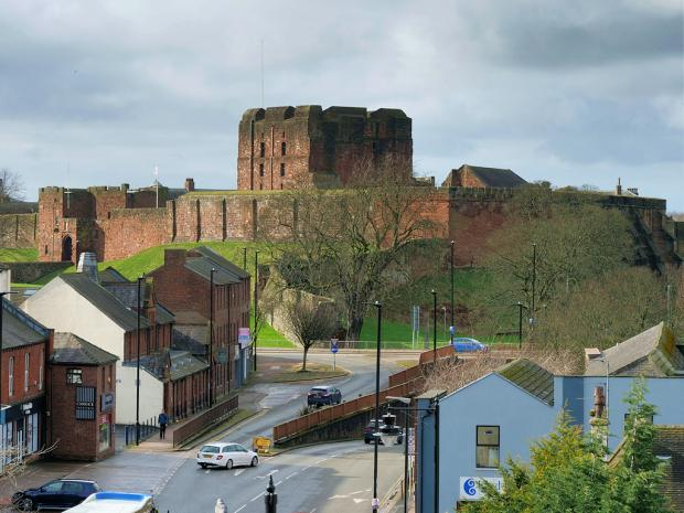 Wilts and Gloucestershire Standard: Carlisle Castle