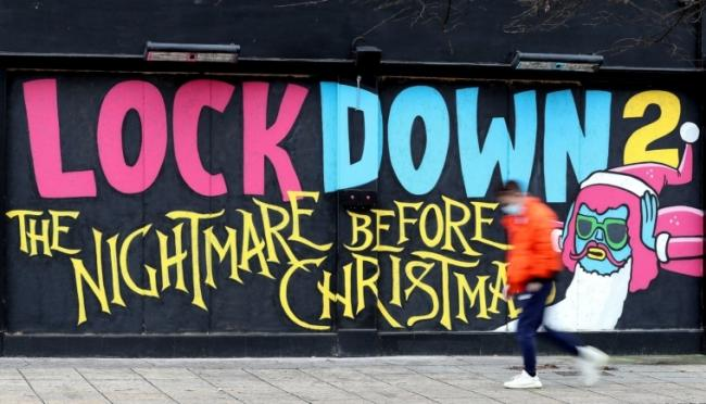 England leaves its current national lockdown on December 2 (Photo: PA)