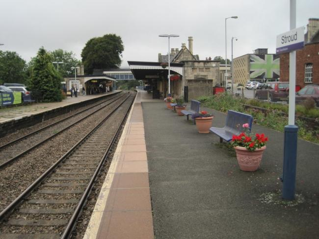 Stroudwater station
